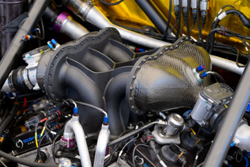 Ford uses 3d printed intake manifold