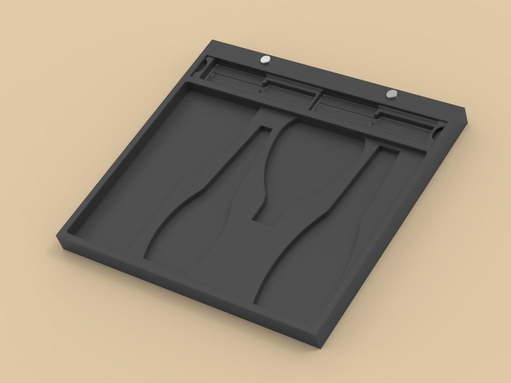 Custom Tool Tray Assembly