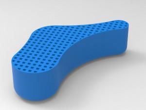 3D Printing Infill - Thin Wall, High Density Mesh